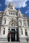 Cybele Palace (Palacio de Cibeles), formerly The Palace of Communication (Spanish: Palacio de Comunicaciones)