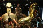 C-3PO and another protocol droid