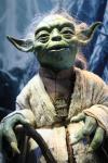 Originale Puppe des Jedi-Meisters Yoda