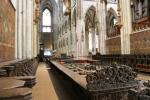 Choir stalls of Cologne Cathedral