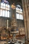 Canterbury Cathedral baptistery