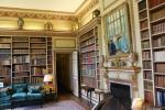 Die Bibliothek wurde im Jahr 1938 vom Innenarchitekten Stéphane Boudin entworfen. Vorbild war eine Bibliothek aus dem 17. Jahrhundert.