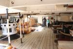 Kanonendeck der HMS Warrior