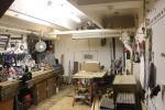 Werkstätten auf der HMS Warrior