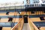 Entrance to HMS Victory