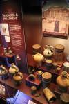 Werkzeuge und Utensilien des Arztes auf der Mary Rose