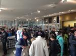 Shopping-Wahn im Besuchszentrum von Stonehenge
