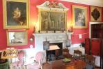 Music room of Stourhead House