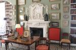 Bibliothek des Stourhead House