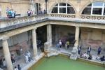 Main pool of the ancient Roman bath