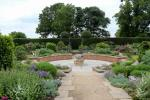 Sundial Garden of Hatfield House