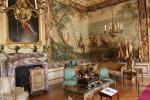 Second State Room in the enfilade of rooms west of the dining hall of Blenheim Palace