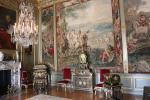 Third State Room in the enfilade of rooms west of the dining hall of Blenheim Palace