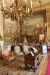 First State Room in the enfilade of rooms west of the dining hall of Blenheim Palace