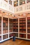 Long Library of Blenheim Palace