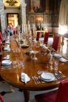 Saloon or great dining room of Blenheim Palace