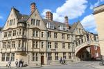 The Bridge of Sighs next to Hertford College