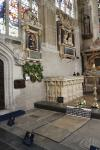 Holy Trinity Church: Graves of William Shakespeare and his wife Anne