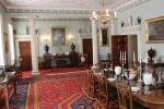 Dining hall of Culzean Castle