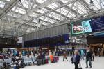 Der Bahnhof Glasgow Central