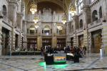 Reception and entrance hall of Kelvingrove Museum