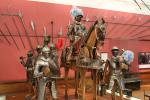 Arms and Armour collection in the Kelvingrove Museum