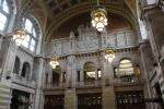 Entrance hall of Kelvingrove Museum