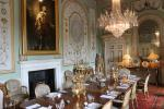 Dining hall of Inveraray Castle