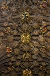 Ceiling of the Thistle Chapel in St Giles' Cathedral