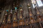 Thistle Chapel in St Giles' Cathedral
