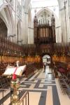 Quire of York Minster