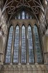 Huge window in the North Transept of York Minster