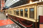 National Railway Museum (NRM): Collection of royal trains and saloons