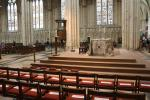 Main altar of York Minster