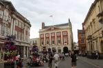 St. Helen's Square and Mansion House in York