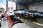 National Railway Museum (NRM): Collection of steam engines