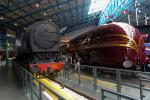 National Railway Museum (NRM): Steam locomotives