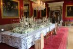 Dining room of Chatsworth House