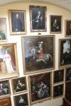 Painting collection shown in Chatsworth House