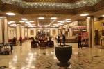 Empfangslobby des Abbasi Hotels