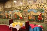 Hauptrestaurant des Abbasi Hotels