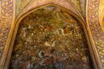 Fresko im Chehel Sotun bzw. Vierzigsäulenpalast