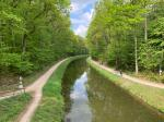Ludwig Canal in the south of Nuremberg